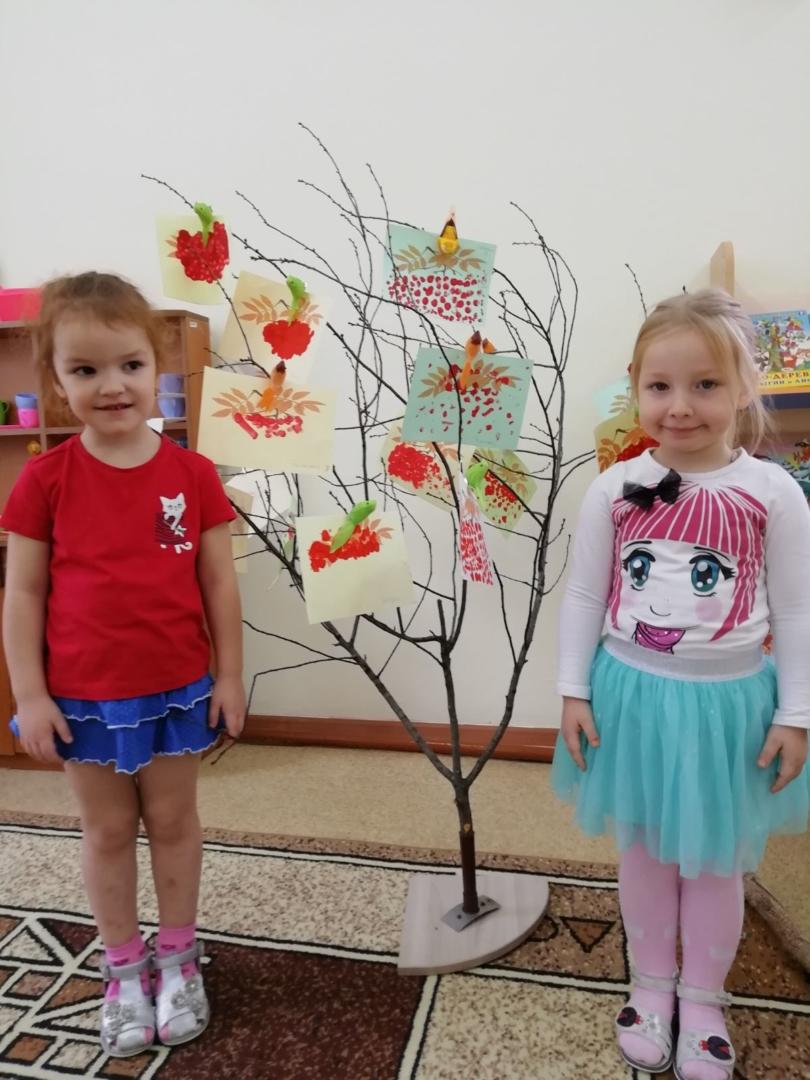 В детском саду прошли аттестационные испытания