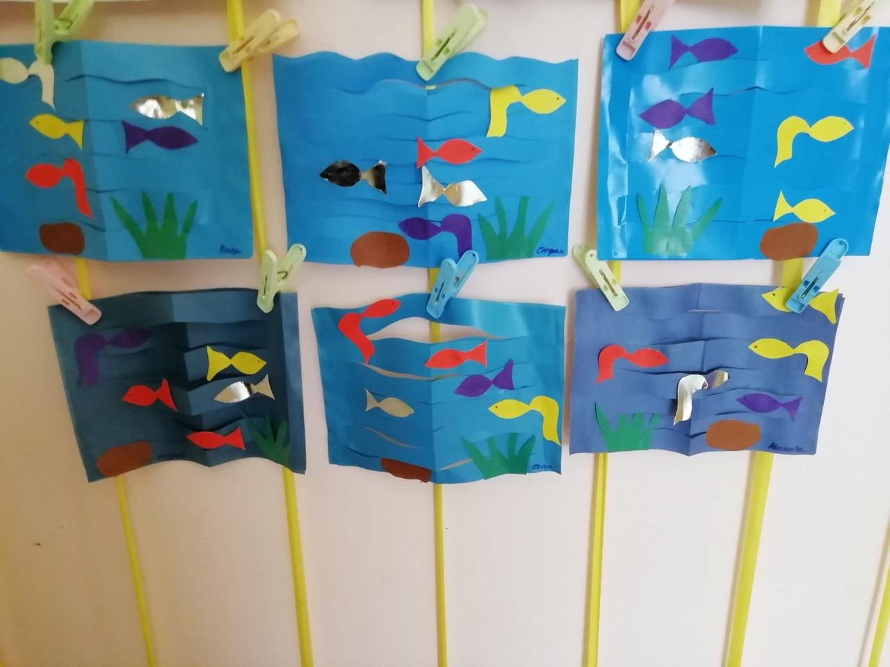Наш 3D-аквариум