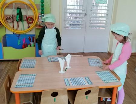 Дежурство по столовой