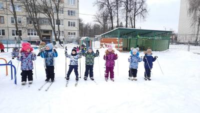 Все на лыжню!