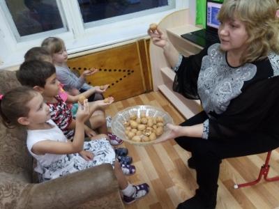 Вкусное и полезное лакомство для дошкольников